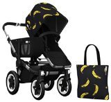 Bugaboo Donkey Accessory Pack - Andy Warhol Banana Black (Special Edition)