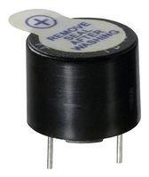 (MALLORY PF-21A31PQ PF Series 85 dB 12 VDC 3 kHz Through Hole Piezo Pulse Fast Buzzer - 1)
