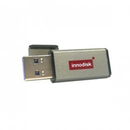 INNODISK DEUA1-04GI61SWASB Industrial USB Flash Drive 3SE, with Toshiba, Industrial, W/T Grade, -40~85°C, 04GB Industrial USB Drive 3SE SLC