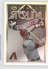 Paul Goldschmidt (Baseball Card) 2014 Topps Finest - 1996 Topps Sterling Design - Refractor #TS-PG (1996 Refractor Finest)