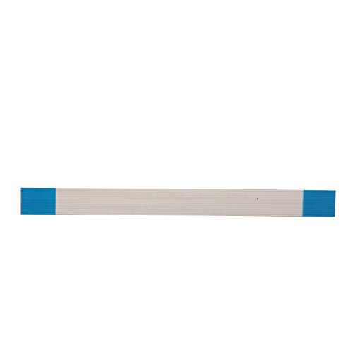 (eJiasu 12 Pin Flat Power On/off Switch Ribbon Cable Repair Replacement for Sony Playstation 2 PS2 5000/5W)