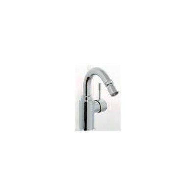 Spillo Single Hole - Spillo Single Handle Horizontal Spray Bidet Faucet with Swivel Spout Finish: Brushed Nickel