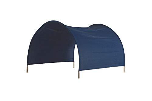 Tenda Tunnel Letto A Castello : Steens furniture tenda a tunnel per letto a castello bambini blu