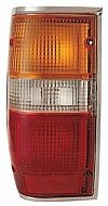 Go-Parts » 1987-1995 Mitsubishi Pickup Rear Tail Light Assembly Replacement/Lens/Cover - Left (Driver) MB527095 MI2800102