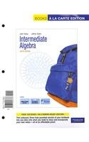 Intermediate Algebra, Books a la Carte Plus MyMathLab/MyStatLab Student Access Kit (6th Edition)