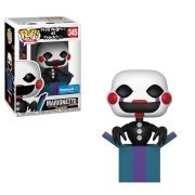Funko Pop Five Nights at Freddy's - Twisted Marionette Exclu
