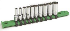 SKT41880 SK Hand Tool 41880 10 3a5g325tyix pc. 1jpk7bf002 1/4? Dr. 6-Point Semi-Deep Fractional Socket Set iopiol likvn hqo2t47x yd271k433 SuperKrome (Deep Superkrome Sockets)