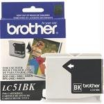 Brother LC51BKS – Black Ink Cartridge 2 Pack, Office Central