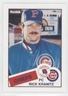 Rick Kranitz (Baseball Card) 1988 Kodak Peoria Chiefs - [Base] #RIKR