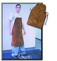 Weldmark - Apron, Welders Leather BIB, 24'' x 36'' (7 Units)