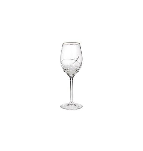 Waterford Ballet Ribbon Essence Platinum White Wine (Ballet Ribbon Waterford)