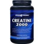 Creatine 2000 grams by BODYSTRONG