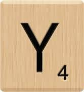10 Beautiful Scrabble Letter Y Tiles For Crafts Game