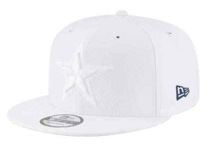 newest collection f738b 18a40 Amazon.com : Dallas Cowboys New Era Youth Fashion Sideline ...