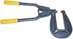 Aircraft Tool Supply Compound Hand Rivet Squeezer (2-1/2'')