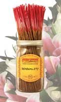 Incense Sensuality - Wild Berry Incense Inc. Sensuality Incense-15 Sticks