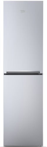 Beko CFG1582S A+ Rated Frost Free 170 Litres Fridge 121 Litres Freezer in Silver