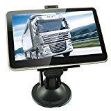 ETbotu Truck Car GPS Navigation Navigator USA Canada Mexico Maps SAT Nav Speed Cam