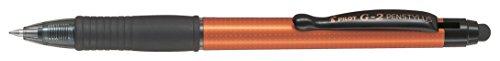 Pilot Choose Gel Ink Pen - Pilot G-2Gel Ink Medium Point Roller PenStylus Orange