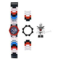 Ninjago Lego Skeleton Watch 9003134 35 Pcs by LEGO