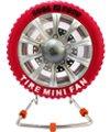 Mini USB Tire Cooler Fan (Red) for Compaq laptop Compaq Usb Notebook Fan