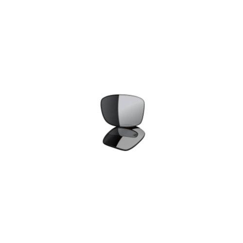 Oakley Mens Jupiter Squared Replacement Lens, Black Iridium Polarized, One - Oakley Squared Size Jupiter