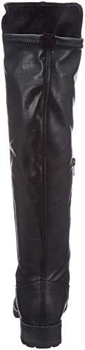 Hautes Black 5 5 s 1 Bottes 25600 Noir Femme Oliver wR8wBqX