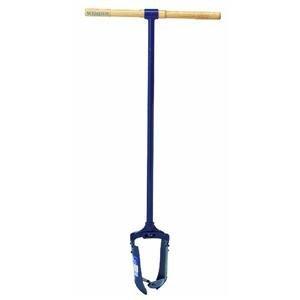 Seymour AUA2 Adjustable Auger Wood Handle, Blue