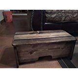 8 INCH BEDSIDE STEP STOOL UNFINISHED ( MADE IN U.S.A. )