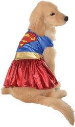 Supergirl Pet Costume - Medium (Supergirl Dog Costume)