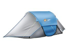 Hi Gear Pitch And Go 2 Double Skin Pop Up Tent  sc 1 st  Amazon UK & Hi Gear Pitch And Go 2 Double Skin Pop Up Tent: Amazon.co.uk ...