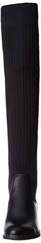 Et noir Bottines Noir Souples Bottes Fedora Femme The 001 Divine Factory TIFUUg