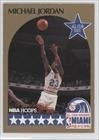 Michael Jordan (Basketball Card) 1990-91 NBA Hoops - [Base] #5