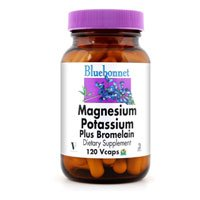 Magnesium Potassium plus Brolemain 120 vcap 2-Pack