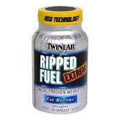 Ripped Fuel Extreme par Twinlab - 60c (3 pièces)