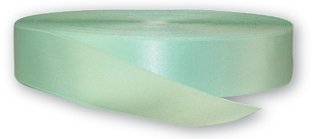 Earth Satin Ribbon Kaffir 2'' Double Faced Polyester Decorating Ribbon by Of The Earth