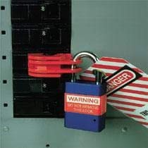 PPE Saftey Equipment / Lockout Tagout UNIVERSAL CIRC BRK LOCKOUT Pack of 1 (644-PSL-CB)