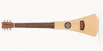 Martin Backpacker Nylon String Left-Handed Acoustic Guitar by Martin