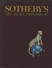 Sotheby's Art at Auction, 1986-87 (1987-12-03)