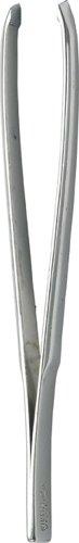 Pfeilring Tweezers, Slanted, Nickel Plated, 8cm.40-Ounce Package
