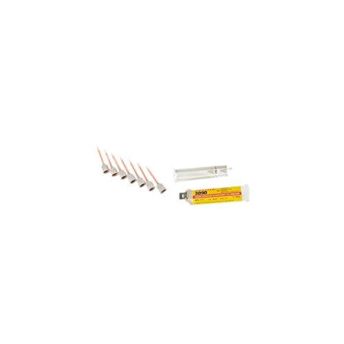 Kleber zwei Komponenten Instantanee Kunststoff LOCTITE 3090 (seringue10gr)