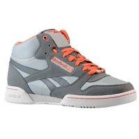Grey Reebok Extersion Mid 5 Orange Basketball Steel Mens Sneaker Fashion Gravel Classic 11 4qHx0wdg