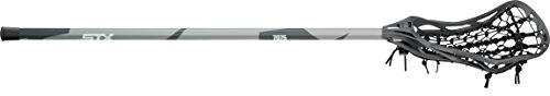 STX Lacrosse Women's Fortress 300 Complete Stick with Head, Handle & Strung, (Women Lacrosse Heads)