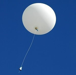 balloon Latex weather