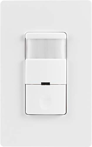 GE UltraPro in-Wall Motion Sensing Switch with Occupancy and Vacancy covid 19 (Ge Motion Sensor coronavirus)