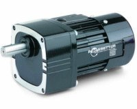 (N2255) 1/6 Hp 340 Rpm 5:1 25 Lb-in. 34R4BEPP-E1 230 Vac.