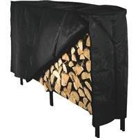 HY-C Shelter SLRC-XL Firewood Storage Log Rack Cover, X-L...