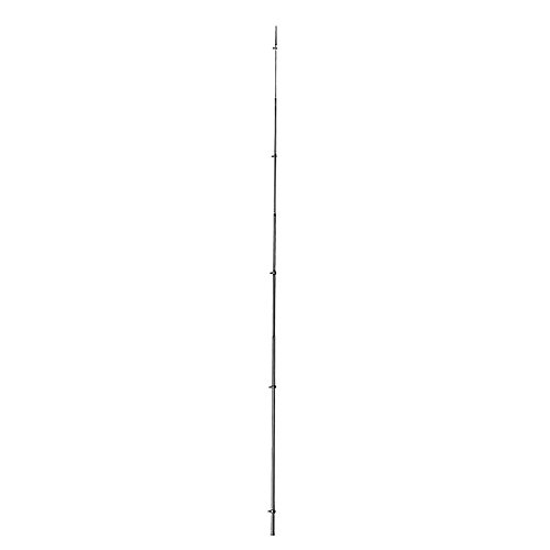 Rupp Center Rigger Pole - Aluminum/Silver - 15'