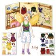 Paper Dolls - Fairy - Lilly