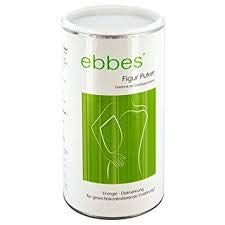 Ebbes Figure Diet Drink, 500 g - Food Supplement - Energy - Power - Vitality - Muscle Gain - Vitamin - Resistance - Provides You Eith Vitamins And Minerals - Germany